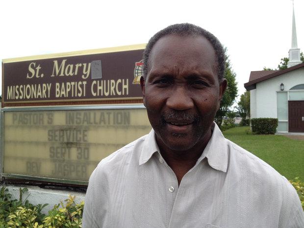 Congratulations Rev. Jasper Jackson   THE WIRE