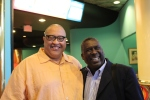 One of my bestest friends, Bishop B.A. Huggins