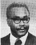 Rev. Hampton Calloway, Portland, OR and one of my seminary instructors