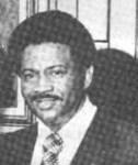 My family's pastor, Dr. Hayward Wiggins, Houston, TX