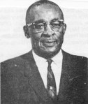 Rev. Sylvester McCullumn, my first pastor, Portland, OR