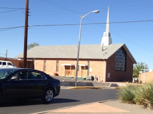 Shiloh Baptist Church, Albuquerque, NM