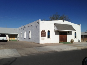 Macedonia Baptist Church, Albuquerque, NM